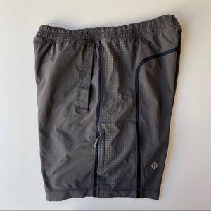 Lululemon | men's grey shorts